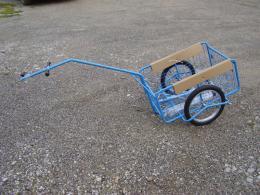 Vozík FORMAN s pøipojením za kolo
