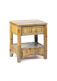 Bambusový noèní stolek - BA02-1