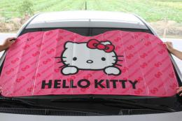 Sluneèní clona Hello Kitty L 130CM