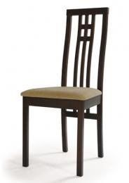 Jídelní židle BC-2482 WAL, masiv buk, barva oøech