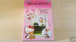Hello Kitty - obrázek na okno