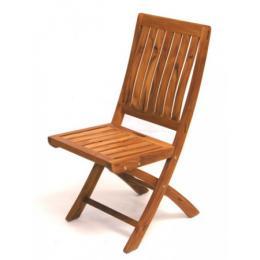 Teaková židle rozkládací NOEMI