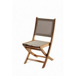Teaková židle skládací Anna