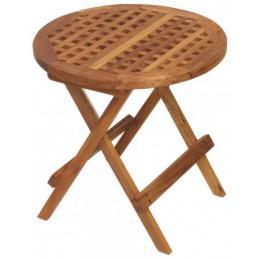 Teakový stolek skládací Picnic