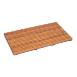 Teakový podlahový rošt Piano 160x90 cm