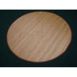 Rohož bambus prùmìr 120 cm