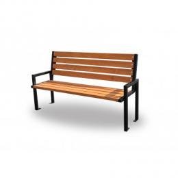 Zahradní lavièka Dìèín 166x45x93/50 cm