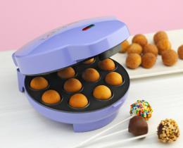 Výrobník sladkostí na špejli
