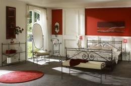 Kovová postel Arabela 160x200