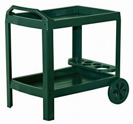 Plastový stolek Astro - zelený