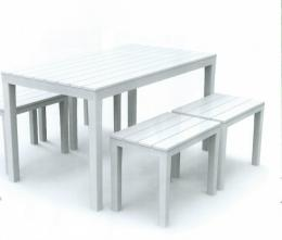 Zahradní sestava nábytku SAMOA