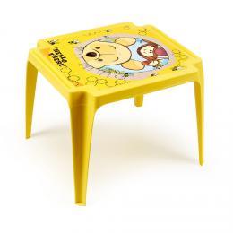 Dìtský stolek s obrázkem  POOH
