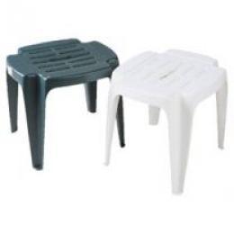Plastová stolièka Calipso - Zelené