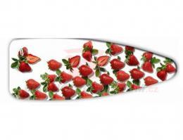 Potah na žehlící prkno GIMI jahody 122x 38cm