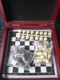 Dárková krabièka šachy