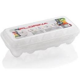 Florina Box na vejce Fresh Box, transparentní