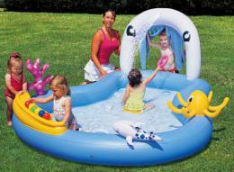 Dìtský bazének 241x208x102