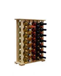 Regál na víno 4-6x7