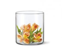 SIMAX Váza sklenìná DRUM I 17 X 12 cm