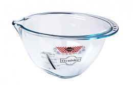 Mísa OCuisine s odmìrkou 4,2L, sklo