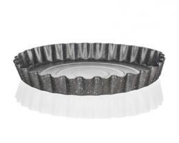 BANQUET Forma vlnitá na koláè s nepøilnavým povrchem GRANITE 28,5 x 3,5 cm