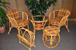 Kolekce ratanového nábytku AXIN 2