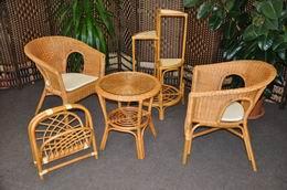 Kolekce ratanového nábytku AXIN 4
