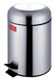 Nerezový odpadkový koš Retro 3L