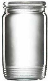 Sklenice zavaøovací,  8 ks, 710 ml,