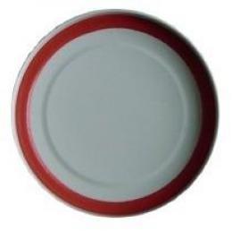Víèko OMNIA na zavaøovací sklenice 20 ks, prùmìr 8,2 cm