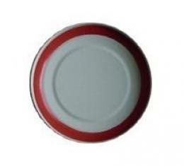 Víèko OMNIA na zavaøovací sklenice 20 ks, prùmìr 6,6 cm