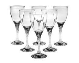 Sada sklenic na èervené víno Twist 205 OK6