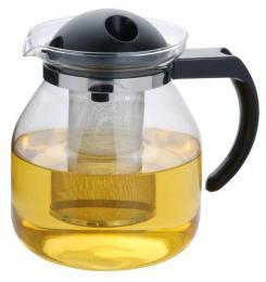 Konvice na èaj 1,5 l s plastovým víèkem