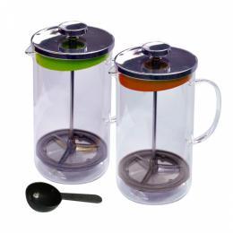 Konvice na èaj a kávu 1 l s filtraèním sítkem