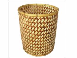 Koš bambusový L