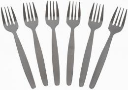 vidlièka jídelní SCANDINAVIE, 6ks