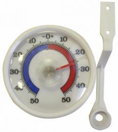 Venkovní teplomìr, od - 50 °C do + 50 °C, 7,1 x 2 cm