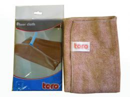Hadr na podlahu, 58 x 42 cm, textil, hnìdá