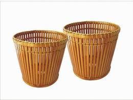 Bambusový obal na kvìtináè set 2 ks