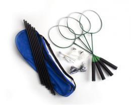 SPORTWELL badminton set pro 4 hráèe