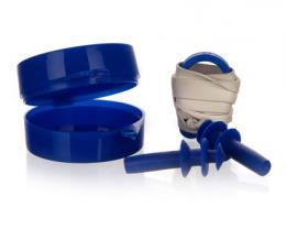 SPORTWELL SOUPRAVA UCPÁVEK Ucpávky do uší + klapka na nos