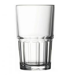 SKLENICE JUICE LONG DRINK 11,8X7,25X5,75CM, 284 ML
