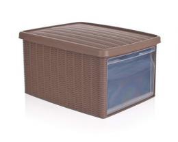 Multi.ratan box 15L sv hnìdý