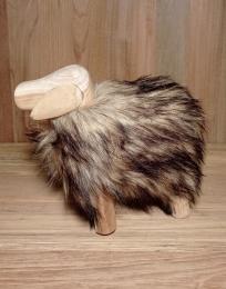 Oveèka Shaun - oveèka z teaku