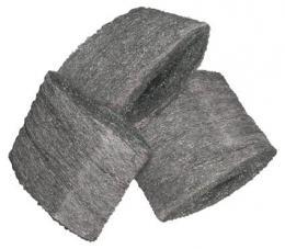 Drátìnka se saponátem kovová, 5 ks, 5,7 x 5,5 x 1,4 cm
