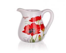 Keramický džbánek Red Poppy 880ml