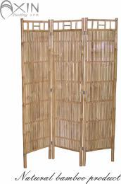 Bambusový paravan natural  - vzhledové vady
