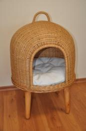 Pelech pro koèku - vzor ptaèí hnízdo