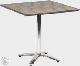 MANUEL - stolová podnož z hliníku bez desky