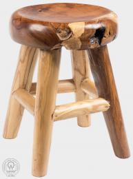 KOVBOJKA III - stolièka z teaku
